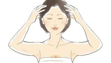 夏の頭皮のかさぶた、できもののアトピー、かゆみ対策 子供から大人までの雑菌や炎症を抑える頭皮ケア